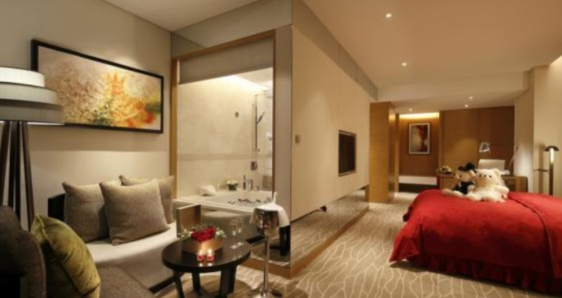 皇冠假日酒店试验昼夜节律照明,帮助客人睡眠实现最大化翻斗车